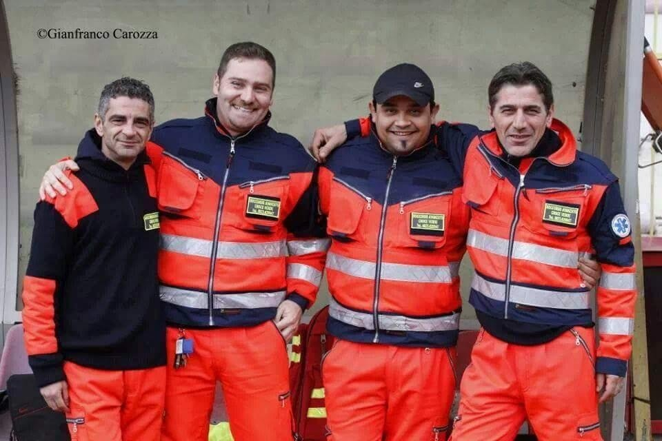 Infermieri ambulanze Caserta