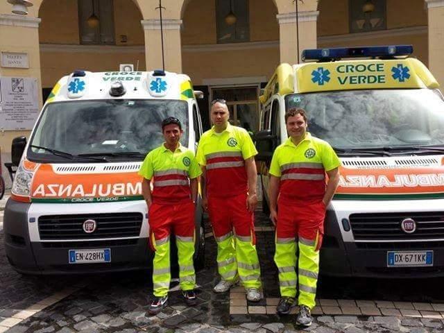 Ambulanze per emergenze Caserta