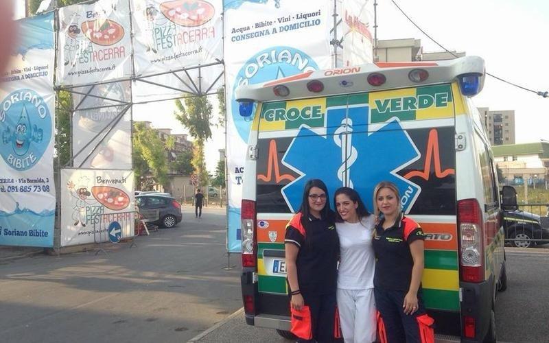 servizio ambulanza e automedica