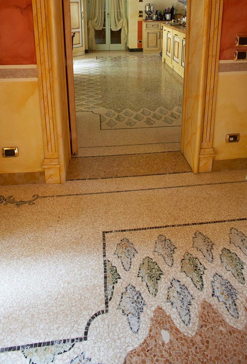 pavimento interno