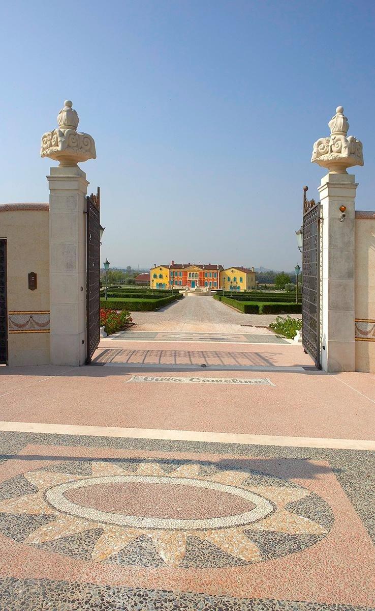 ingresso monumentale