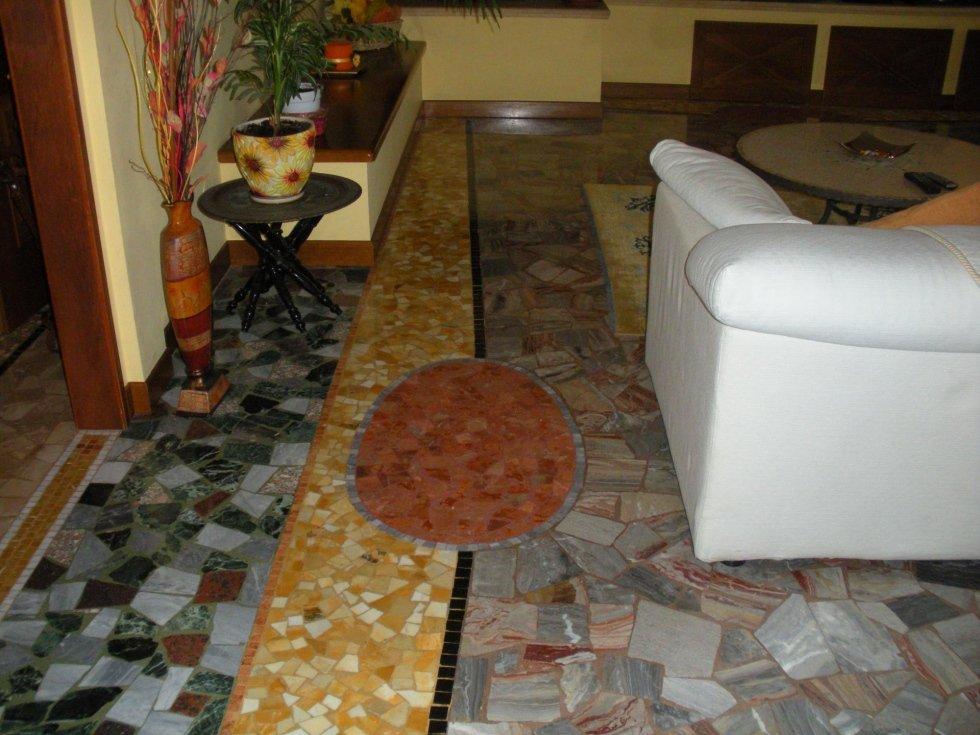 pavimento in palladiana dettaglio