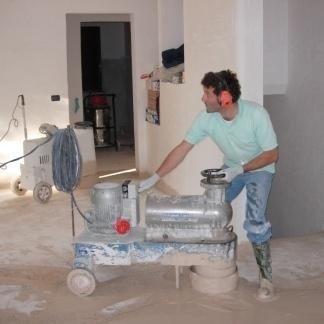 levigatura pavimento, lucidatura pavimenti, trattamento pavimenti