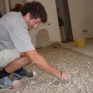 granulato di mamro, posa pavimenti pregiati, esperti in pavimentazioni