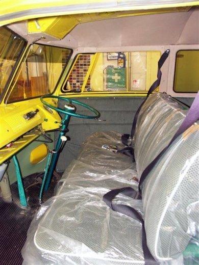 damage vehicle upholstery
