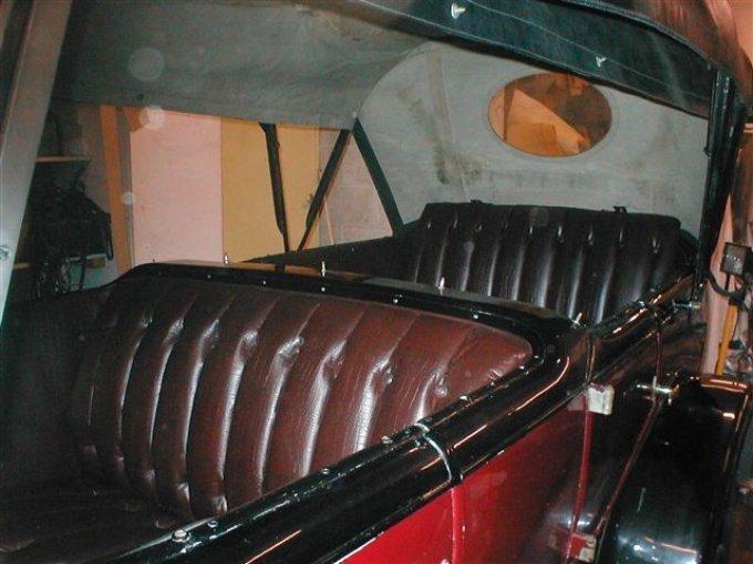 black car seats