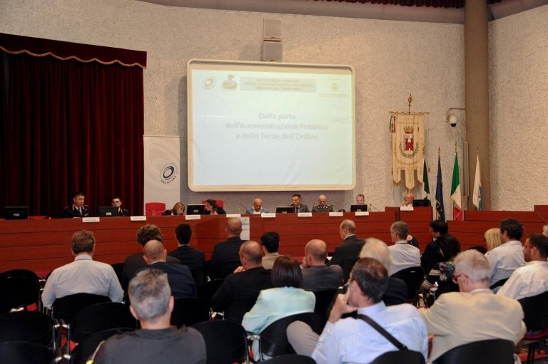 Convegno sulla Sicurezza Urbana e del Territorio
