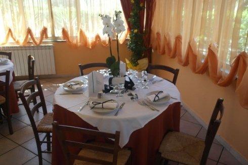 Tavolo del ristorante