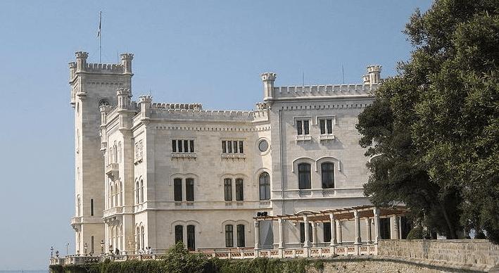 Castello di Miramare Treviso