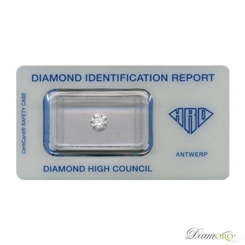 Diamanti certificati hrd