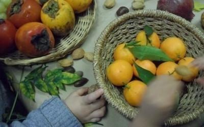 arance e cachi