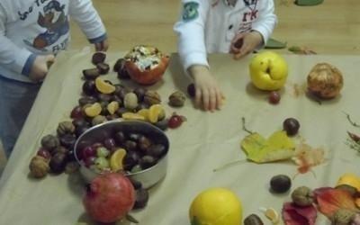 arance e altra frutta