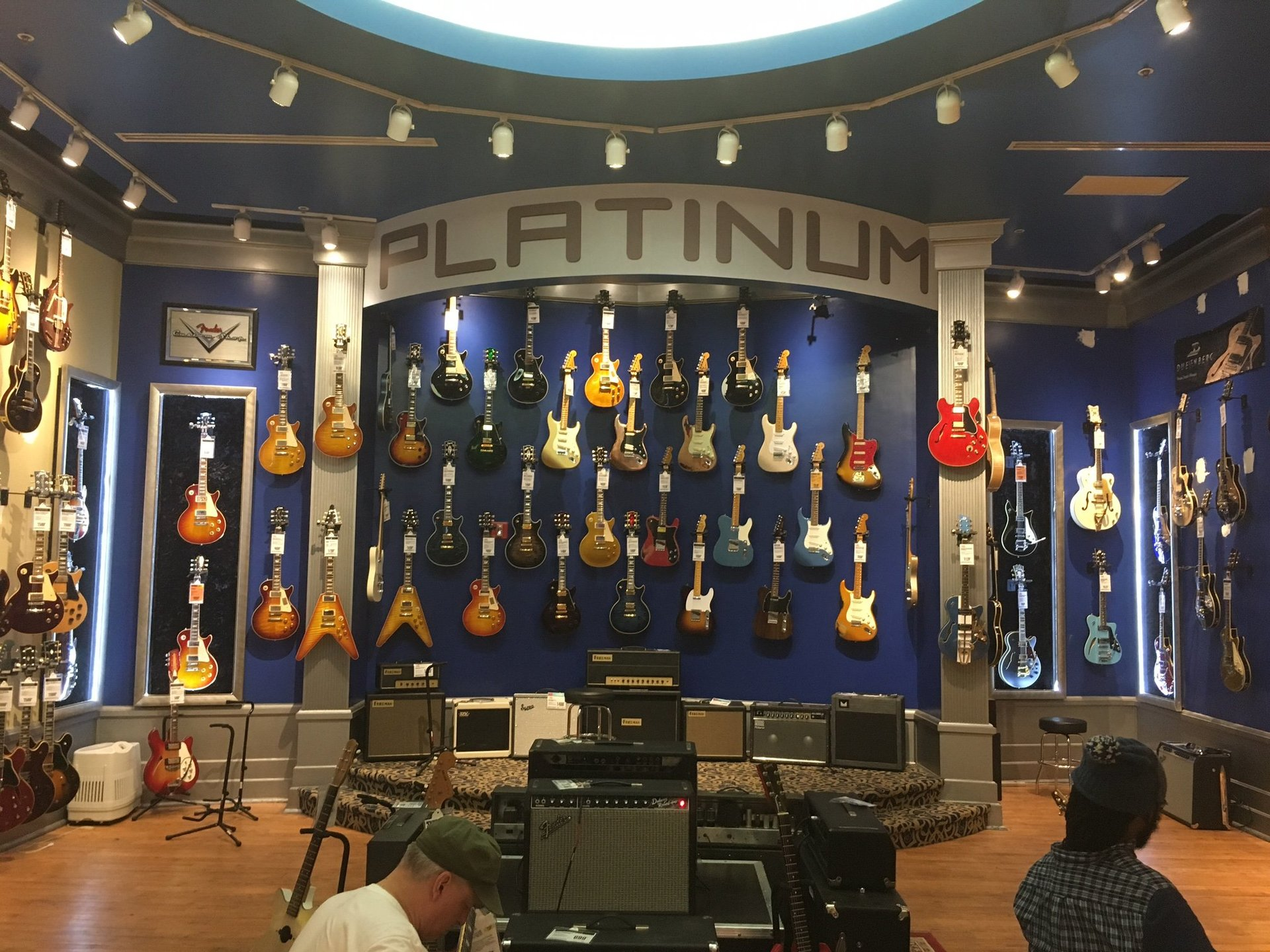 Guitar Center Tour - New York City