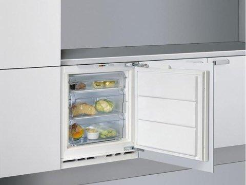 fornitura congelatori da incasso
