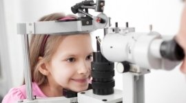 esame della vista bambini