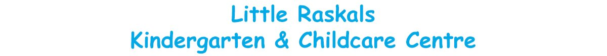 Tinkabell Learning Centre Little Rascals Logo