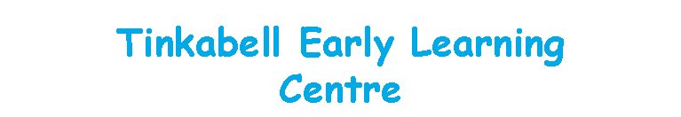 Tinkabell Learning Centre Logo header