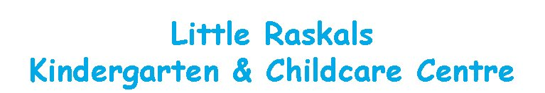 Tinkabell Learning Centre Little Rascals Header