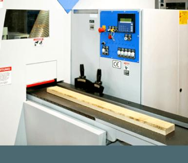 revisione macchine per la lavorazione del legno