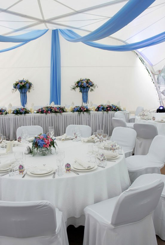 white dining chairs and table