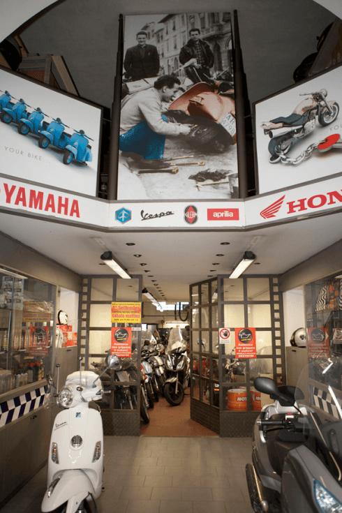 Rivenditore Yamaha