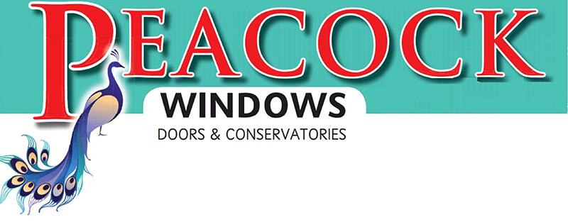 Peacock Windows Logo