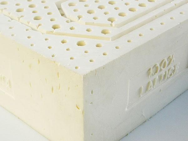 schiuma di lattice