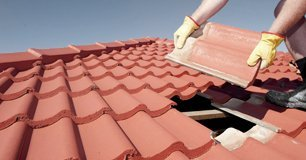 tiled roofing replacement