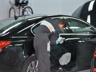 revisione motoveicoli, riparazione motoveicoli, verniciatura a forno autoveicoli