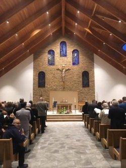 Our Lady of Lourdes Catholic Church - Toledo, Ohio