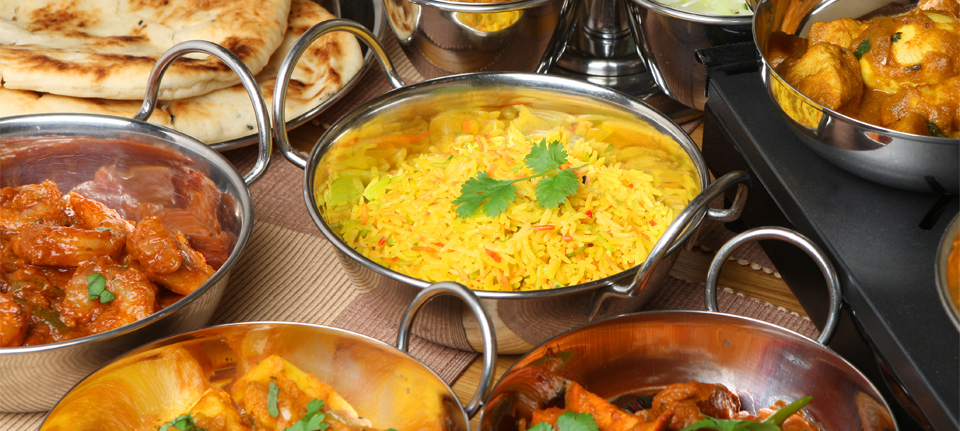 Indian dishes