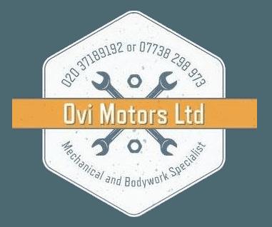 Ovi Motors Car Repair & Recovery logo