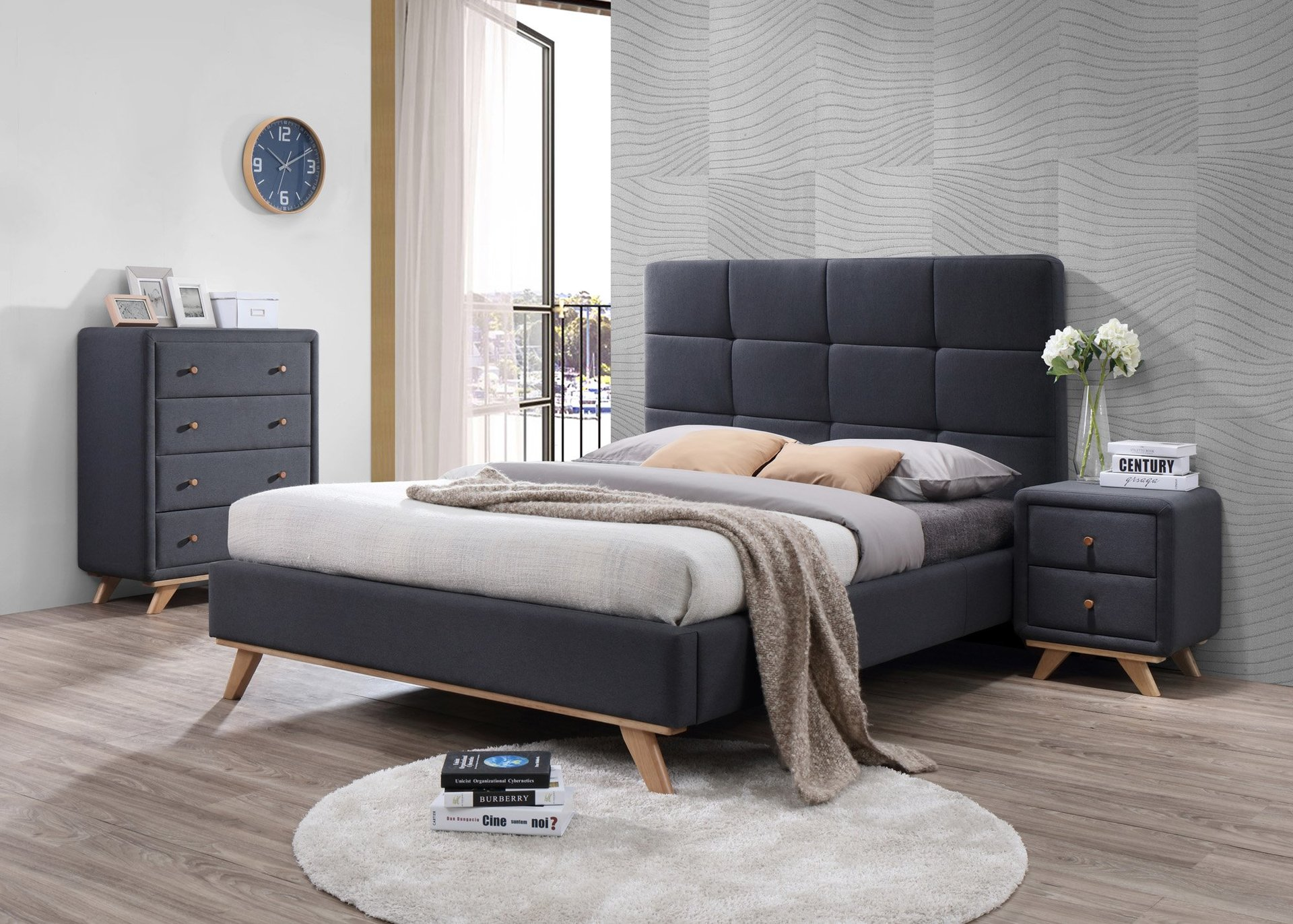 bed cross chair laminate ideas coupled marble sets wonderful furniture purple bedroom leg nightstand and silver decorating wood distressed single design flooring cushion leather white master