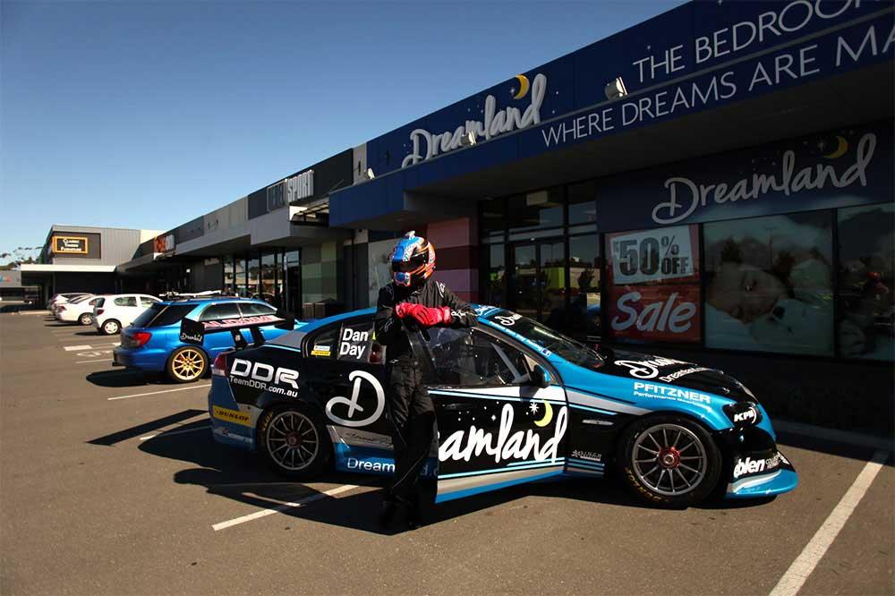 Dreamland dan dan racing