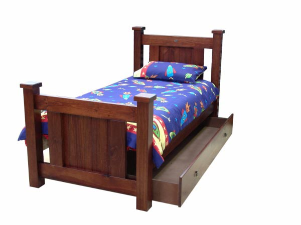 kidz bed with drawer