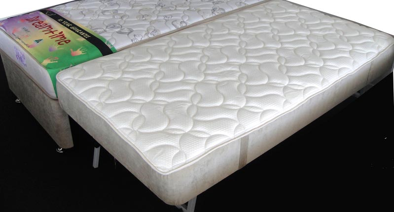 unibed with trundle built in mattress