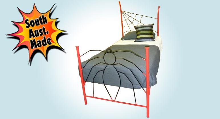 spider bed