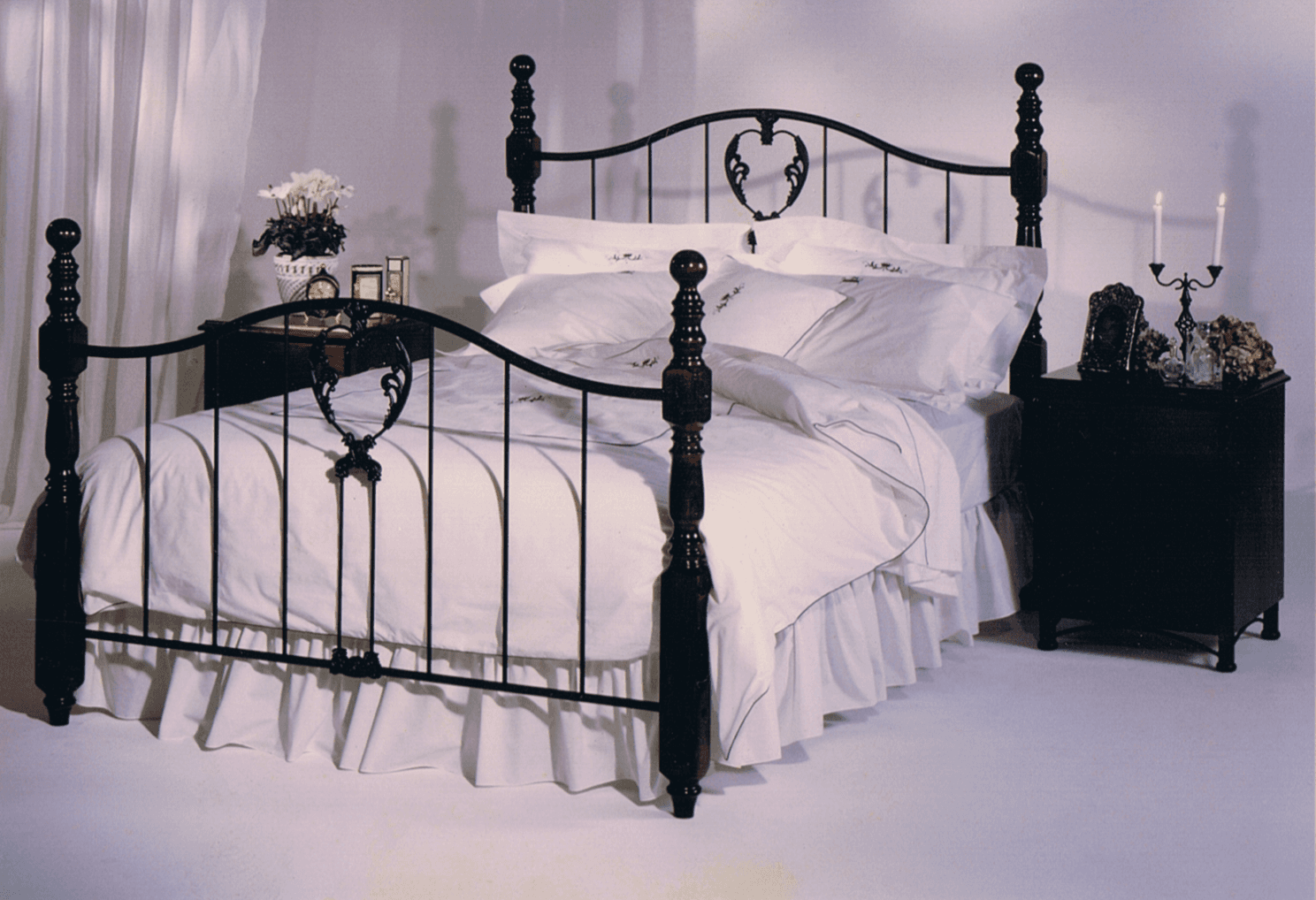 harp cast bed