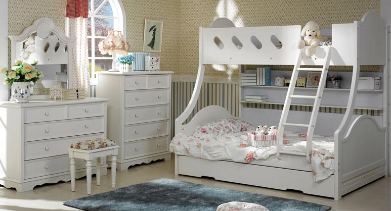 Dreamland hero kids bunkbed