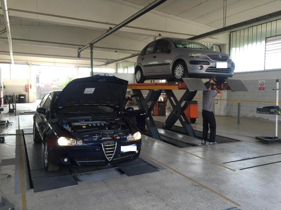 revisione veicoli