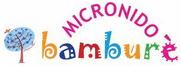 ASILO NIDO MICRONIDO BAMBURE' - Logo