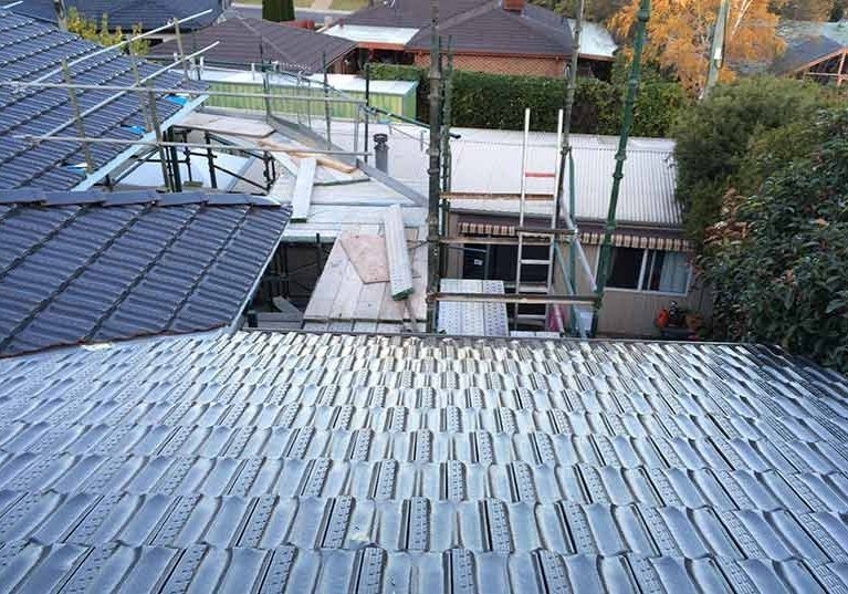 A and A Contractors Roof 7891