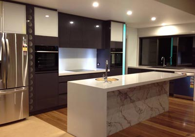 Custom kitchens kitchen renovations canberra a a for Kitchen designs canberra