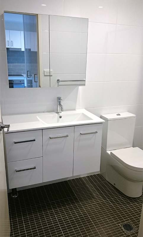 Bathroom Renovations Canberra | A & A Contractors