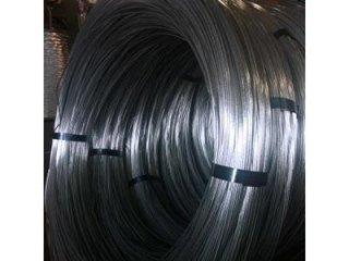 filo metallico zincato