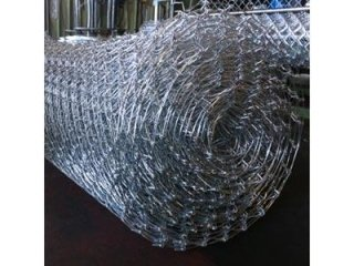 galvanised wire mesh