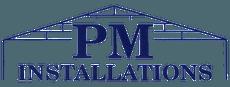 PM INSTALLATIONS logo