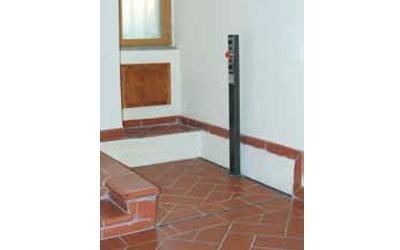 Piattaforma elevatrice per interni