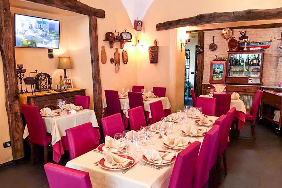 La locanda di Mimí a Caserta - tavolo imperiale
