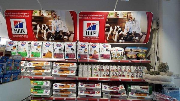 assortimento prodotti Hill`s